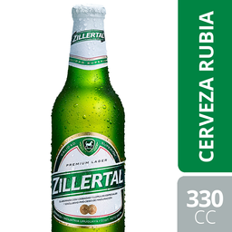 Cerveza Zillertal - 330 ml