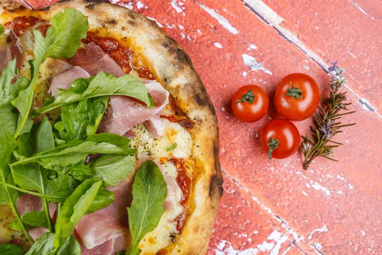 Logo Pizza & Love