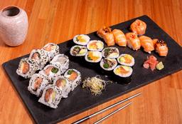 Meraki Poke Sushi Woks