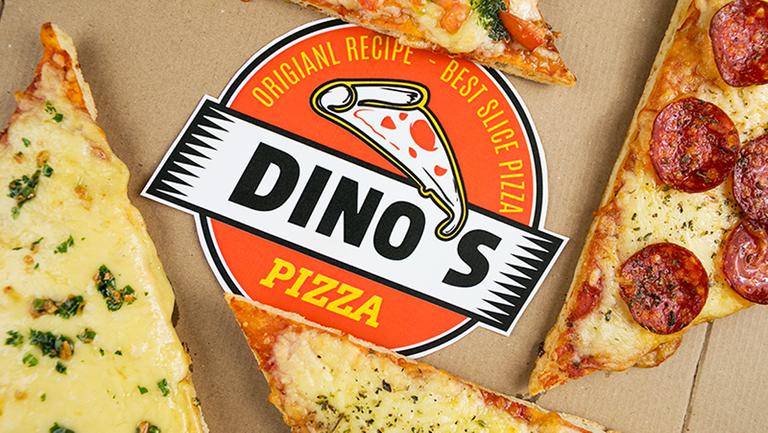 Logo Dino´s Pizza
