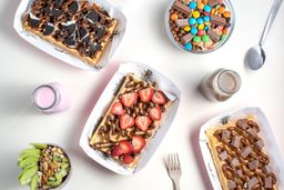 Crunch Cereal & Waffles House