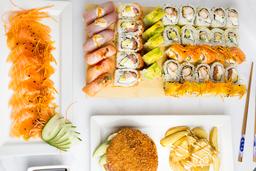 Nikkei Sushi and Food