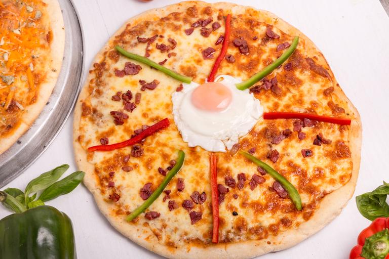Logo D' Pizza