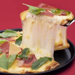 Requeso - La Pizza con MÁS QUESO