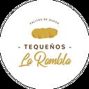 Tequeños La Rambla background