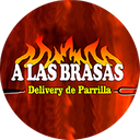 A las brasas background
