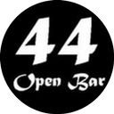 44 Open Bar background