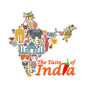 The Taste of India background