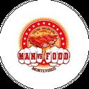 Man vs. Food background