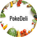 Poke Deli background