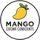 Mango Vegan Food background