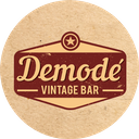 Demode Bar background