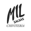 Mil salsas background