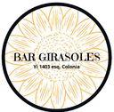 Girasoles Bar background