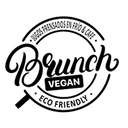 Brunch Vegan background