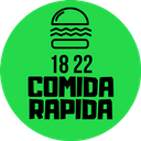 1822 Comida Rápida background