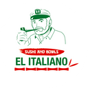 El Italiano Sushi and Bowls background