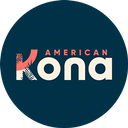 American Kona background