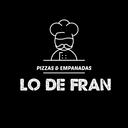 Empanadas y Pizzas Lo de Fran background