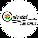 Oriental Sushi Express background