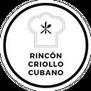 Rincón Criollo Cubano background